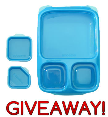Goodbyn Hero lunch box giveaway