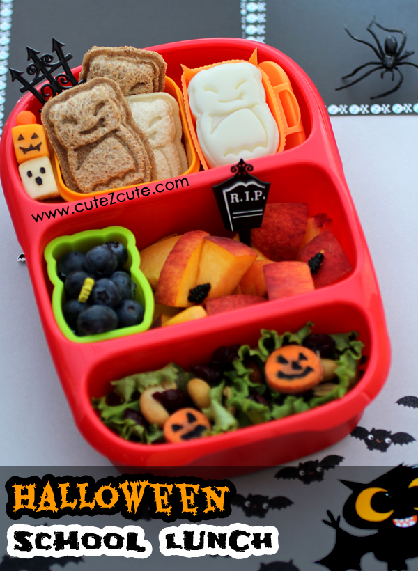 Halloween Vampire Bento School Lunch in Goodbyn by CuteZcute