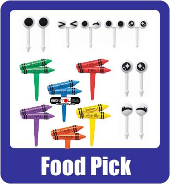 Bento Food Pick