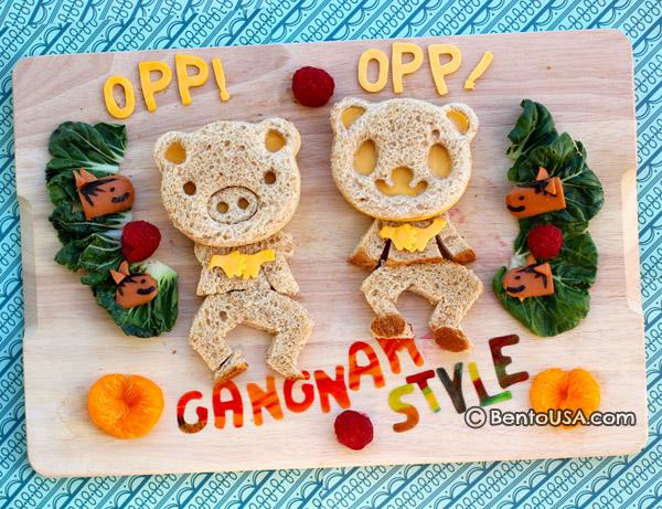 CuteZcute goes Gangnam Style