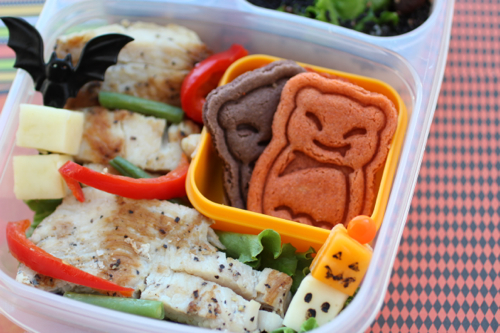 Bento School Lunch – Halloween Theme