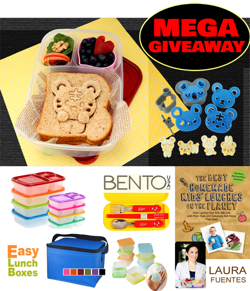 Best Lunch Packing Beginner Kit - Meal Idea Cookbook , Lunch Boxes, Fun Lunch Supplies